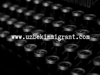 Uzbek Immigrant